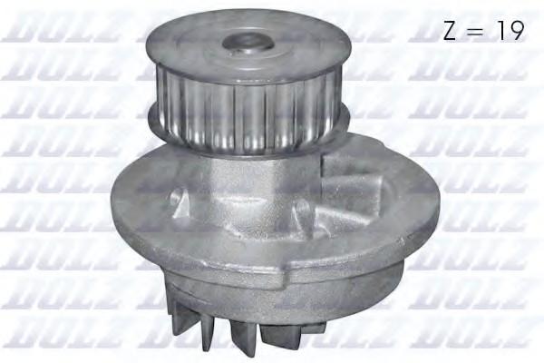 Насос водяной (помпа) Ланос, нексия 1,5 8 кл, Aveo T200, Astra F PHC005