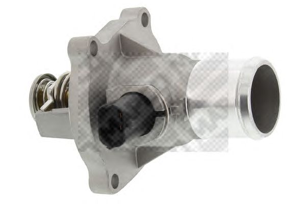 Термостат с датчиком, прокладка (Алюминевый)(Opel H Zafira B фишка вбок) TH6983105J